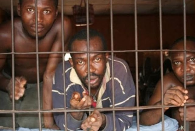 70% of Nigerian detainees are illegally detained: new report