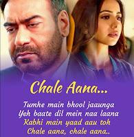Chale Aana - Chale Aana Full Song Lyrics - Armaan malik