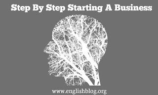 Step By Step Starting A Business for beginner