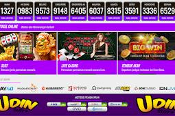 UDINSLOT Situs judi togel online & Agen slot online terpercaya