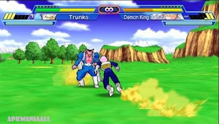 Dragon Ball Z: Shin Budokai Another Road Apk Android {PSP/PPSSPP} Free [.iso][.cso] Free