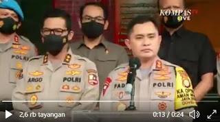 Kapolda Metro Jaya: HRS Akan Kami Tangkap!