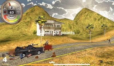 تحميل لعبة Zombie Derby للحاسوب
