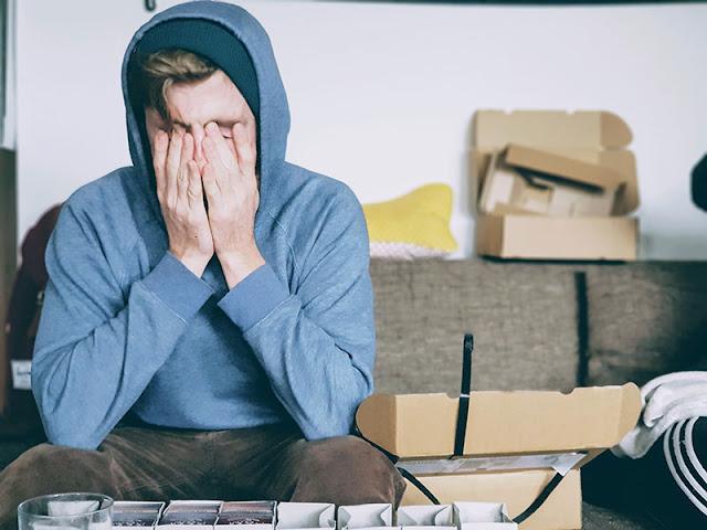 스트레스로 힘들어하는 나약한 사람들이 하는 것이 사이비종교라는 인식
