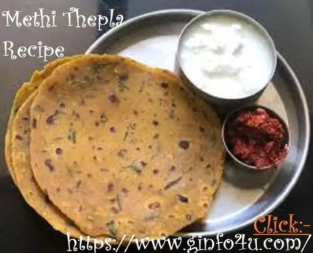 Methi thepla recipe-how-to-make-Methi thepla recipe-in-english-at-home