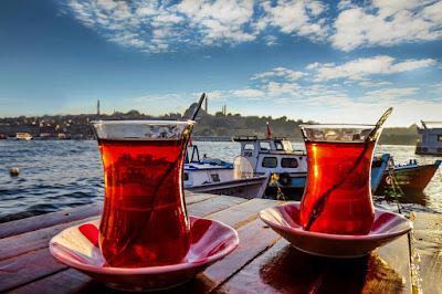 Cay Minuman Khas Turki