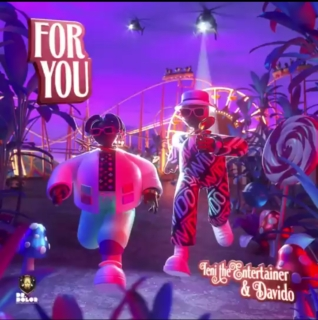 [Music] Teni – For You Ft. Davido | @TeniEntertainer , @Davido