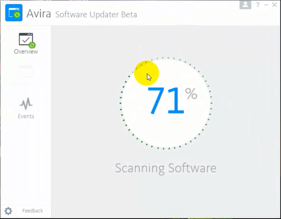 تحديث جميع برامج الكمبيوتر دفعة واحدة مع تطبيق Avira Software Updater
