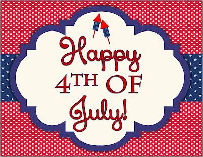 Happy Fourth of July Whatsapp DP