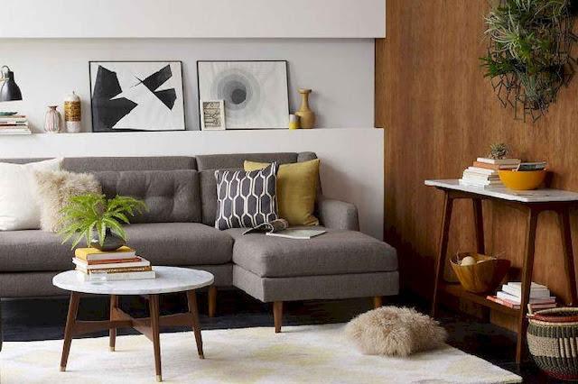 Retro Living Room Decorating Ideas on A Budget