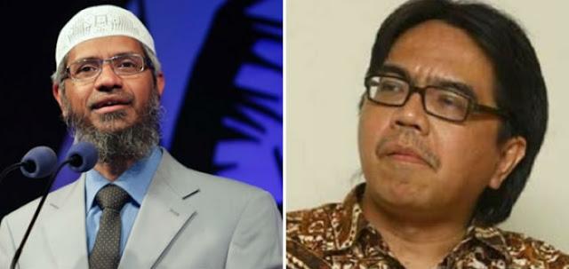 Dr. Zakir Naik vs Ade Armando