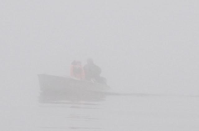 туман на Кубене