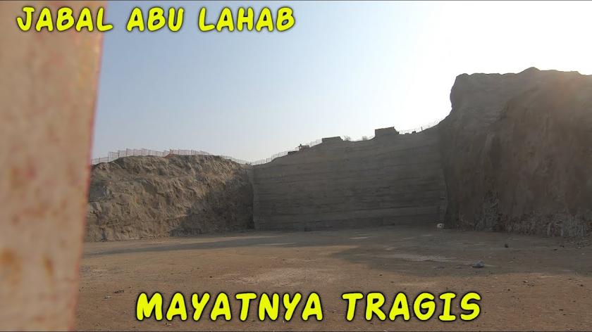 Kisah Abu Lahab yang Kaya Raya, Tapi Tak Bermanfaat
