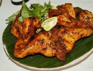 Resep Ayam Bakar Cincane Khas Kalimantan Timur