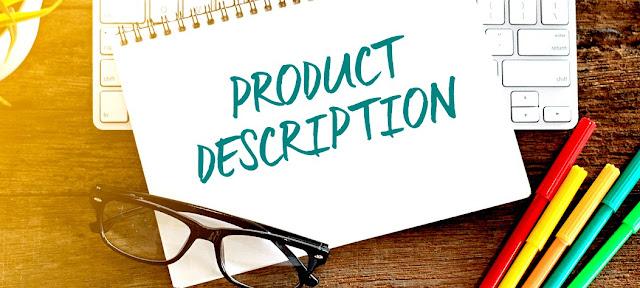 كيف كتابة وصف لمنتجك