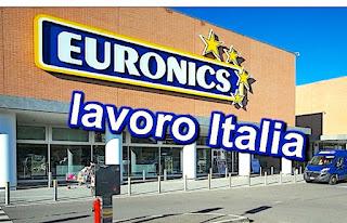 Euronics assunzioni - adessolavoro.com