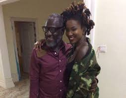 Thank You For Celebrating My Daughter - Ebony's Father To Obrafuor