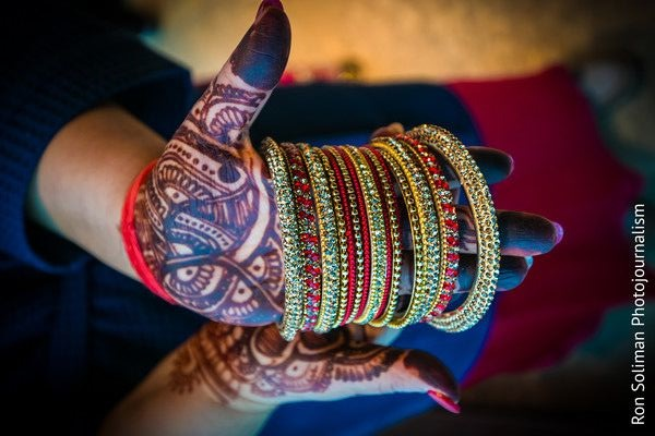 bridal bangles, bridal fashion trends,