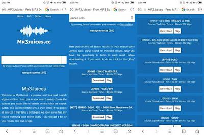 Cara Download Lagu di HP dan PC Paling Mudah