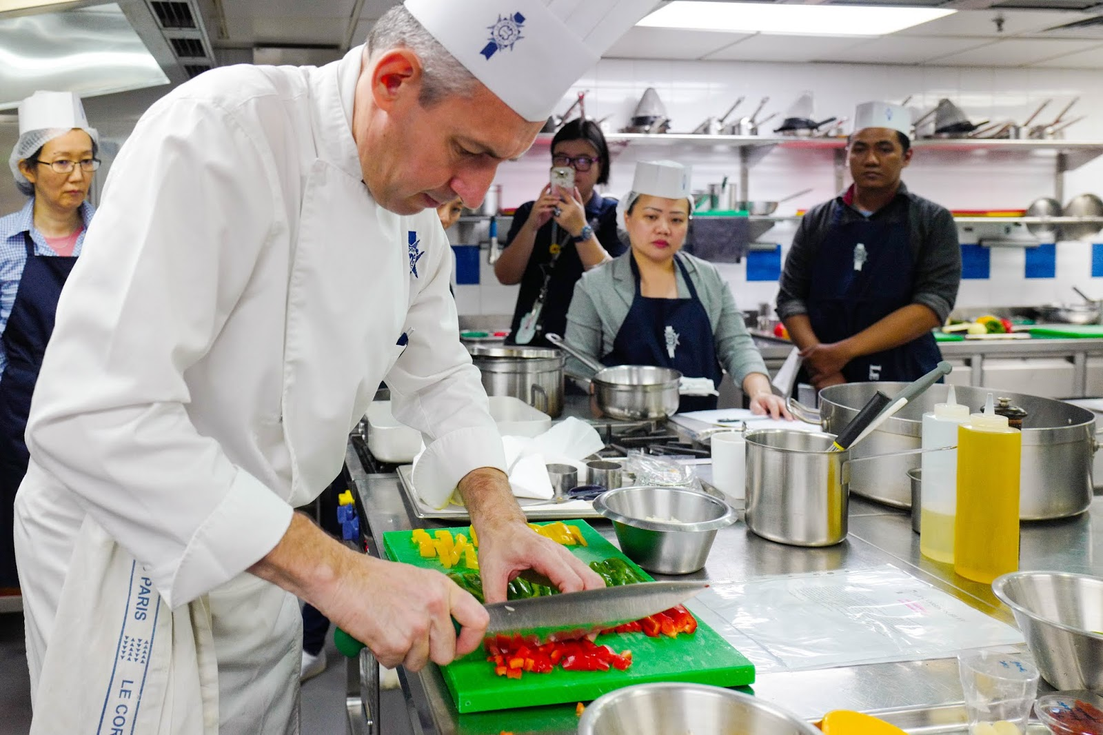 le cordon bleu malaysia: from the south of france to the grand diplôme
