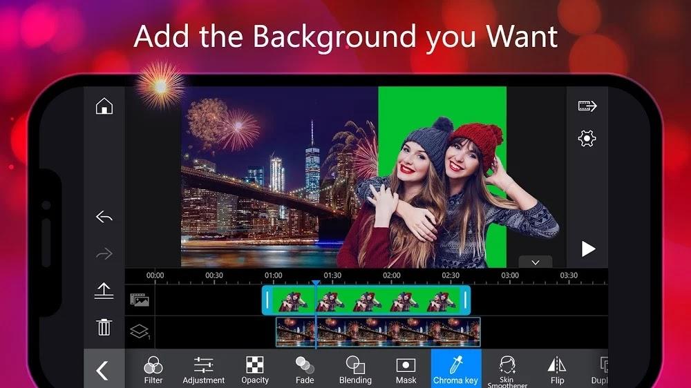 PowerDirector Pro (MOD, Premium Unlocked)
