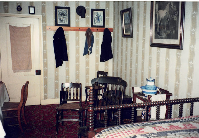 Room where Lincoln died (D.C.)