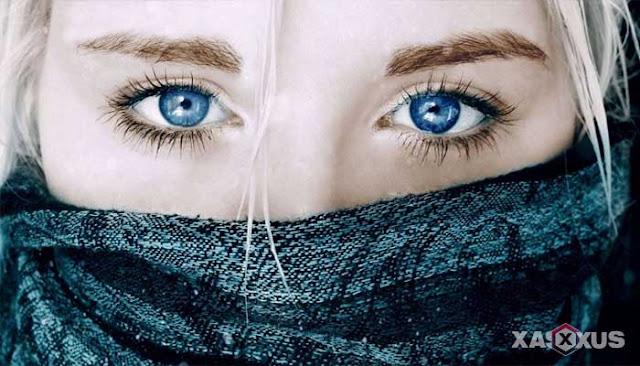 11 Warna Mata Orang di Seluruh Dunia - Asia, Eropa, Afrika, Amerika, dan Australia