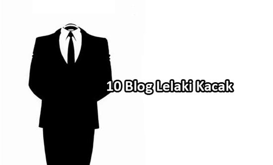 10 Blog Lelaki Kacak 2016