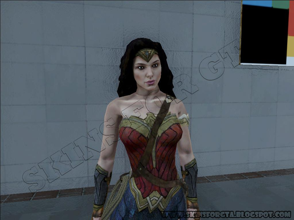 Wonder Woman Injustice Skins
