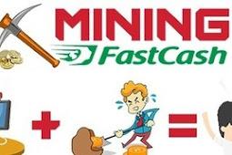 Mining Gratis di FastCashMining, Legit or Scam ? Ada Buktinya !