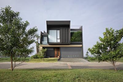 Desain Rumah Minimalis 2 Kamar