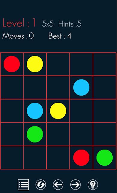 2 Game Sambung Warna seru dan memeras logika