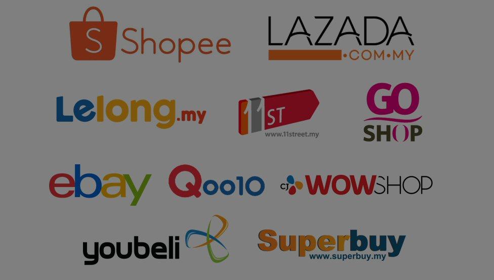Top e-marketplaces in Malaysia