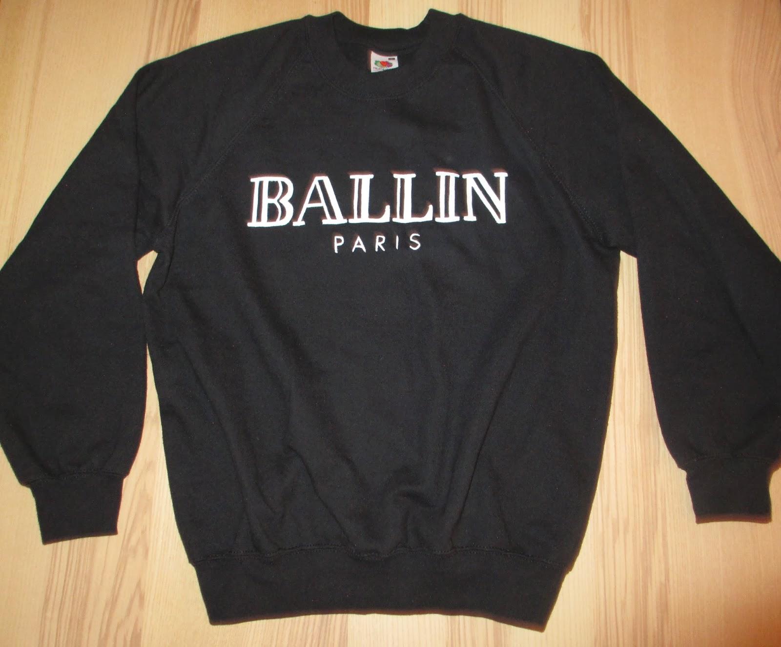 Ballin Research paper Sample
