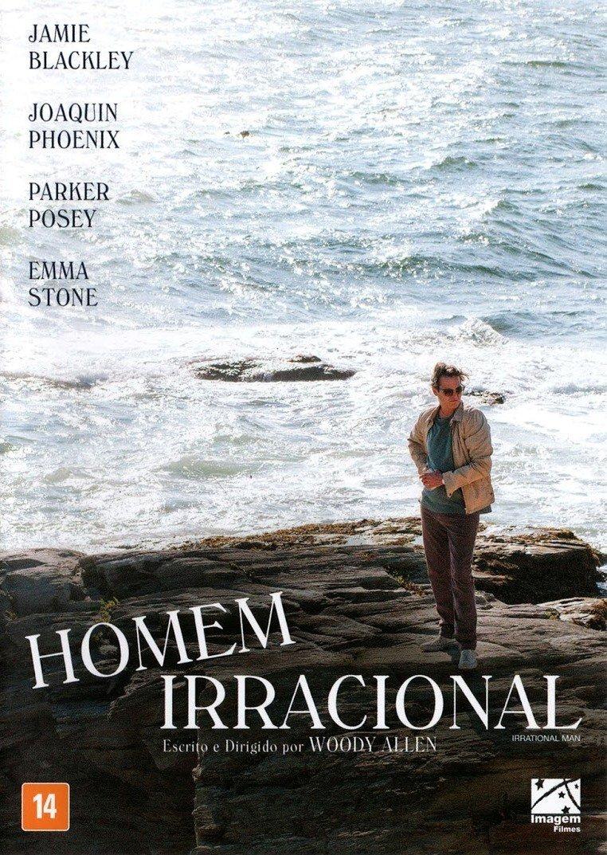 Homem Irracional – Dublado (2015)