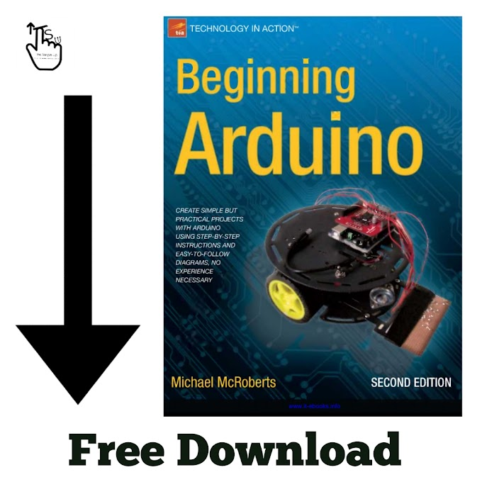 Free Download PDF Of Beginning Arduino Book
