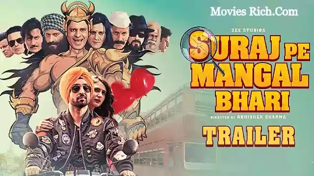 Suraj-Pe-Mangal-Bhari-Movie-2020-Online-Watch-Review
