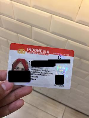 SIM Baru Indonesia