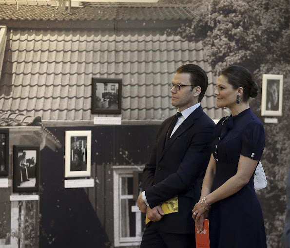 Crown Princess Victoria of Sweden and Prince Daniel of Sweden visited Hankuk National Rehabilitation Center