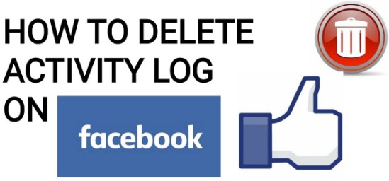 clear activity log facebook
