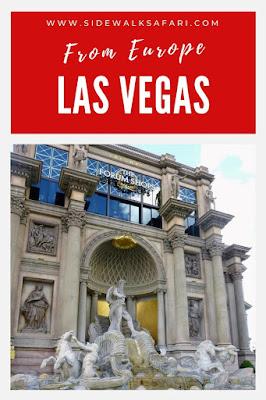 Las Vegas from Europe