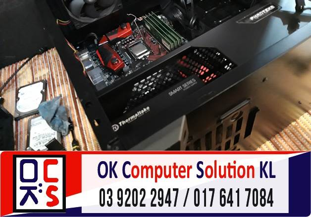 [SOLVED] ASUS DESKTOP PC CUSTOM CANNOT ON | REPAIR DESKTOP CHERAS 13