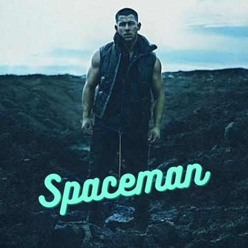 Spaceman Nick Jonas