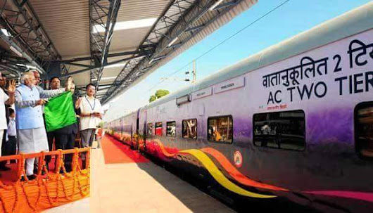 IRCTC Offers 7 Nights/8 Days 'Bharat Darshan' Tour Package From Rs. 7,560. Other Details Here