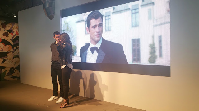#VFSC, Sean O'Pry, Blank Space