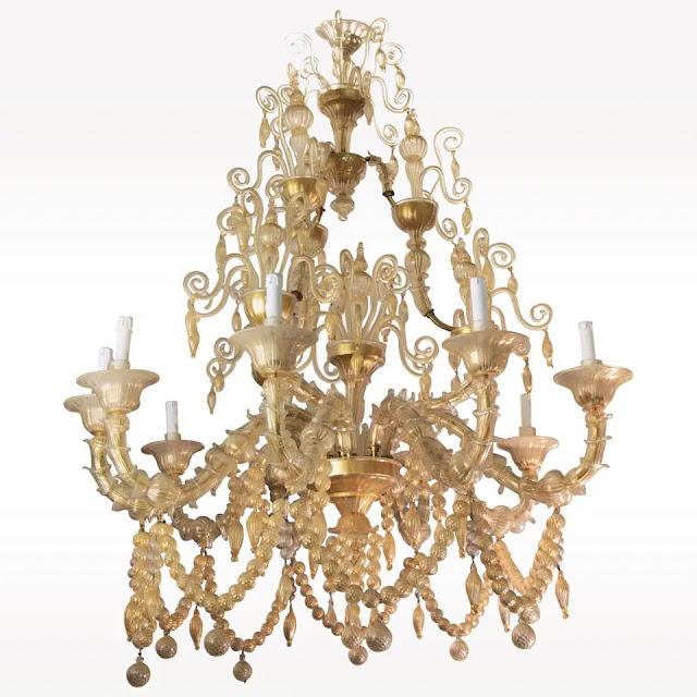 Murano-chandeliers-glass-carezzonico