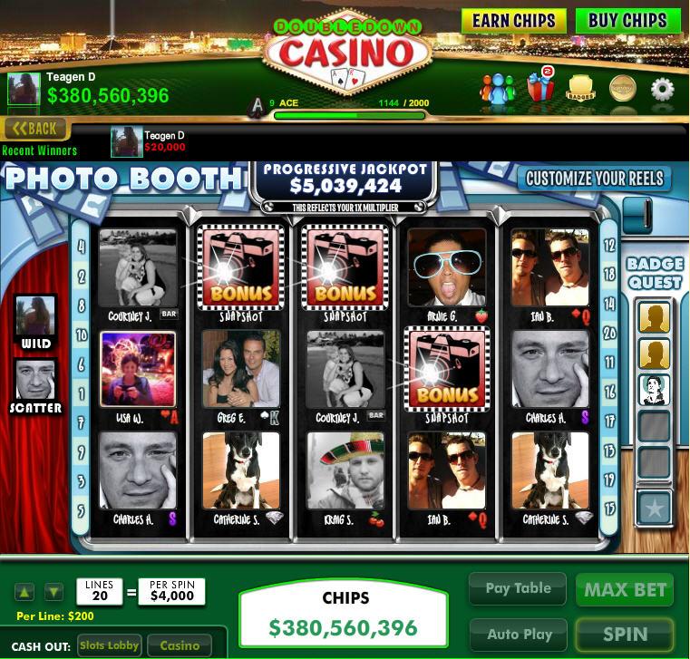Double down casino hack online