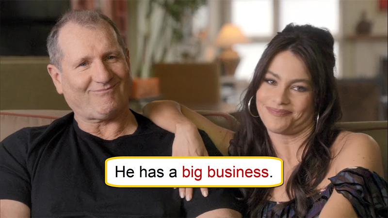 Arti Big Business
