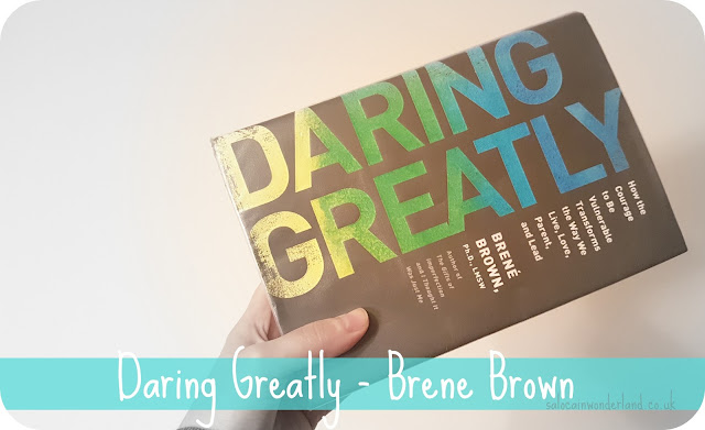 daring greatly brene brown review