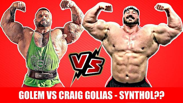 Illia Golem VS Craig Golias